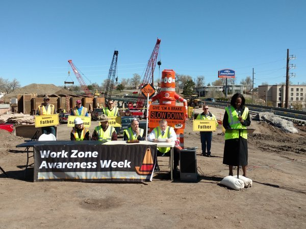 Work Zone Awareness Week aims to prevent accidents