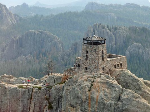 Sioux man praises fed's switch from Harney to Black Elk Peak