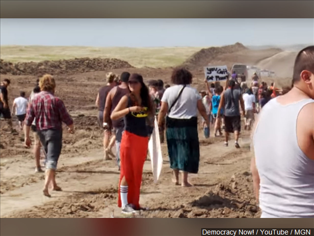Archeologists denounce Dakota Access pipeline for destroying artifacts
