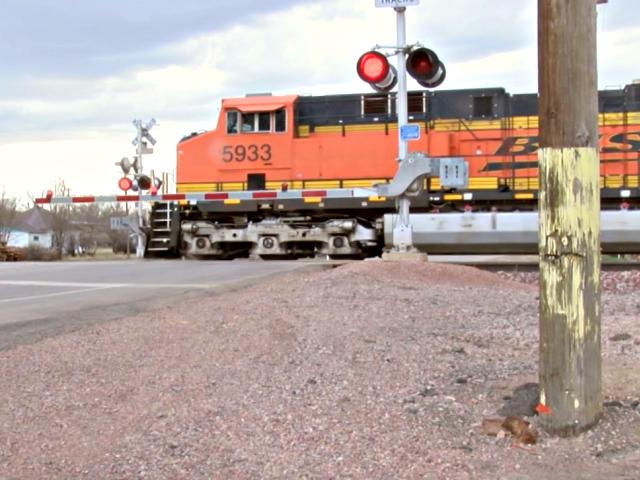 Edgemont Class 1 Railroad