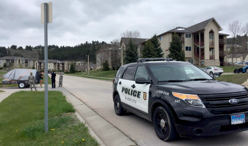Rapid City man killed in standoff with police