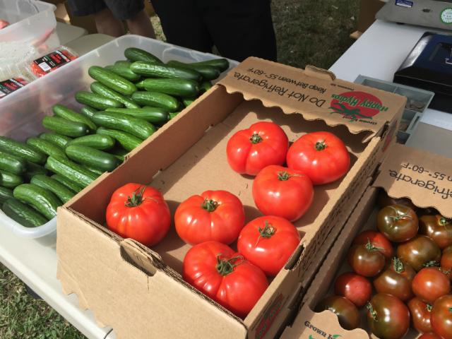 Black Hills Farmers Market is back for the season