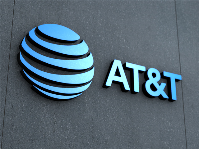 AT&T workers go on three-day strike