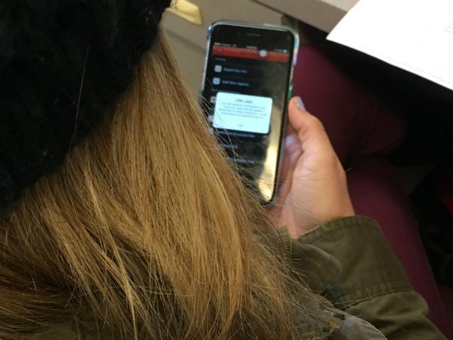 Pulse Point app helping cardiac arrest victims. Oct. 30,2017