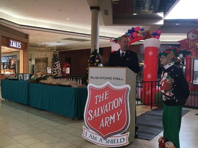 The Lima Salvation Army needs volunteers