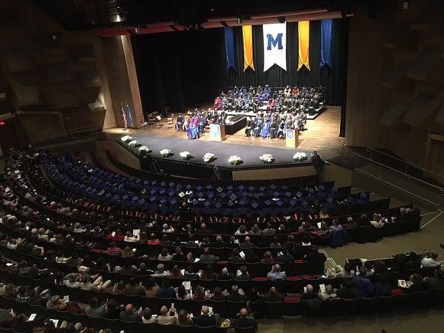 SDSM&T graduation Dec. 16, 2017
