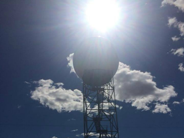 New Underwood weather radar offline during upgrades