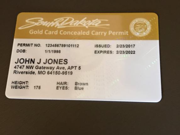 ATF approves Gold Card as alternative firearm background check
