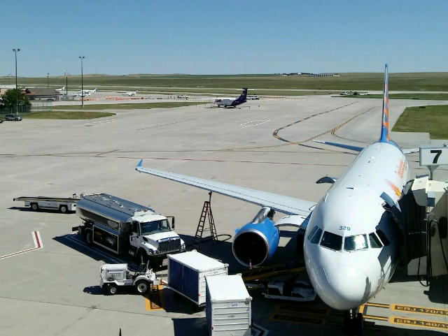 Passenger Numbers Reaching For The Skies At Rapid City Regional