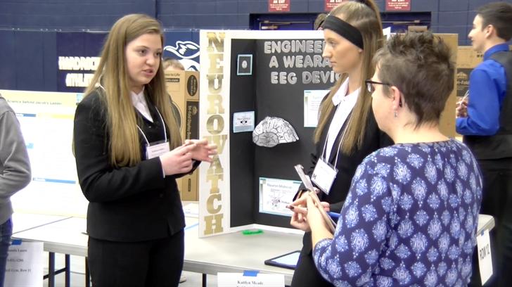 2018 High Plains Regional Science And Engineering Fair
